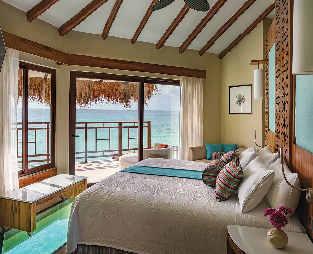 Palafitos Mexico S Only Overwater Bungalows Suites In The